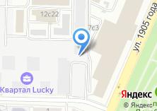 Компания «Lucky+» на карте