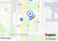 Компания «Глобус Тур» на карте
