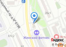 Компания «Авто-Люкс» на карте