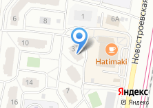 Компания «ООО  Мебельное ателье БОМАРШЕ - Компания по производству мебели» на карте