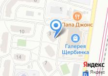 Компания «Пивоград» на карте