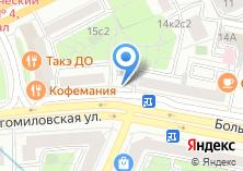 Компания «Магазин цветов на Большой Дорогомиловской» на карте