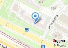 Компания «Blauderman» на карте