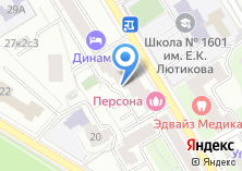 Компания «ПРИМА-ДИЗАЙН» на карте