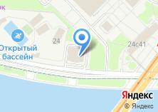 Компания «Россия-2018» на карте