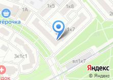 Компания «ОПОП Юго-Западного административного округа район Южное Бутово» на карте
