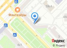 Компания «Miele» на карте