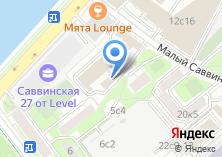 Компания «Инвестгазавтоматика» на карте