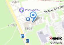 Компания «Пилот СВ» на карте