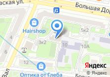 Компания «Оптика от Глеба» на карте