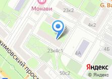 Компания «Sycret.ru» на карте