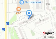 Компания «Сирень» на карте