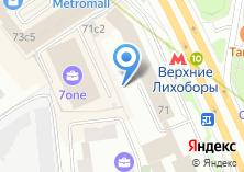 Компания «Security-Connect» на карте
