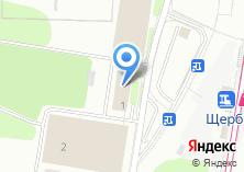 Компания «Медитек» на карте
