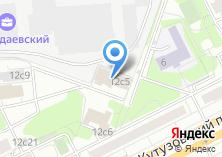 Компания «Представительство Правительства Кировской области при Правительстве РФ» на карте