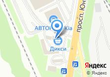 Компания «Креп-Бур» на карте
