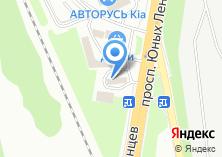 Компания «АЗС Доверие и Удача» на карте