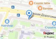 Компания «Магазин цветов на Дорогомиловской» на карте
