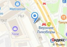 Компания «Еврояхтинг» на карте