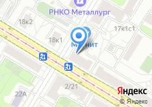 Компания «КОМПЛЕКТЭНЕРГОПРОМ» на карте