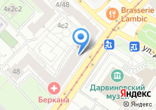 Компания «Форстиль Декор» на карте