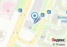 Компания «Termokit» на карте