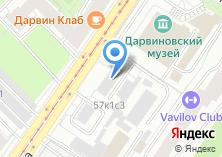 Компания «СУ №5» на карте