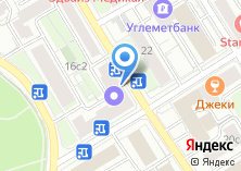 Компания «Почтовое отделение №127083» на карте