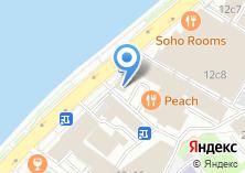 Компания «Кафе Хинкальная» на карте