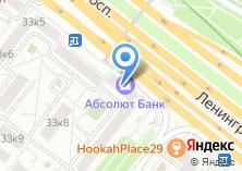 Компания «Qwikly.ru» на карте