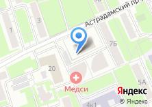 Компания «Муниципалитет внутригородского муниципального образования Тимирязевское» на карте