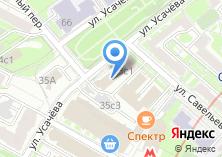 Компания «Safin» на карте