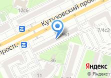 Компания «Фламенко» на карте