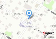 Компания «Семь Гномов» на карте