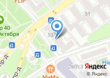 Компания «Театр Музыки и Поэзии под руководством Е. Камбуровой» на карте