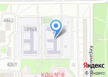 Компания «Детский сад №1323» на карте