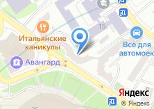 Компания «Брокс Про» на карте