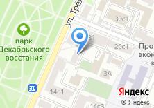 Компания «Кар-Фин сервис» на карте