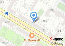 Компания «Московские Маршруты» на карте