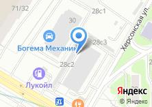 Компания «ГолденМап» на карте