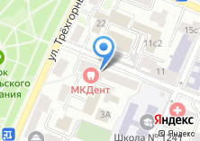 Компания «Косметик Центр» на карте