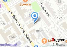 Компания «Simart» на карте