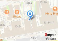 Компания «Touche» на карте