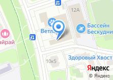 Компания «Оптовые линии» на карте