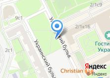 Компания «Автостоянка №215» на карте