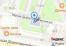 Компания «Средняя общеобразовательная школа №591» на карте