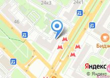 Компания «РБТранс Лоджистикс Групп» на карте