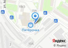 Компания «СпецВодоКанал» на карте