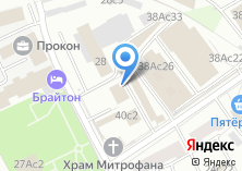 Компания «Дмитриев и партнеры» на карте