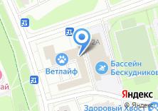 Компания «Медкомпания» на карте